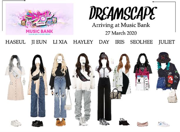 DREAMSCAPE [드림스게이프] Music Bank 200327