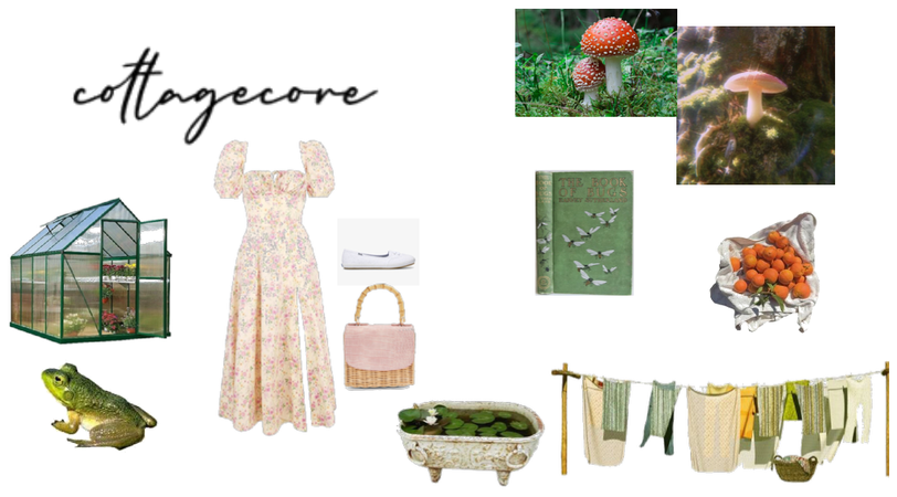 cottagecore outfit