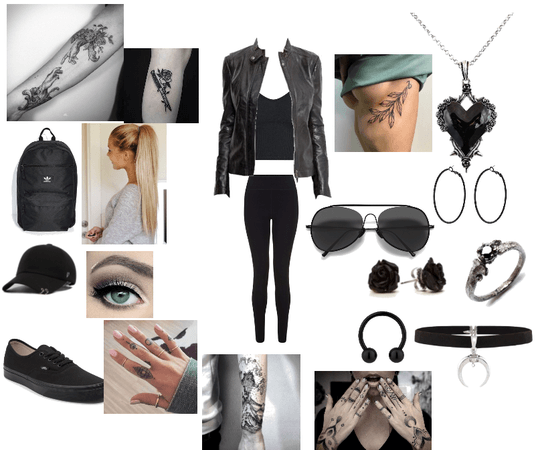 Jackeline Outfit # 2