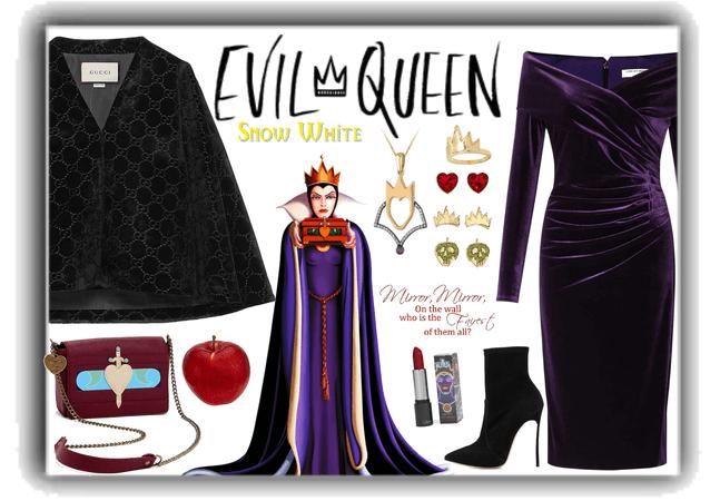 Disney villain   evil queen from Snow White