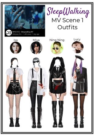MV Outfits