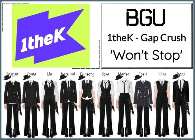 BGU 1theK Gap Crush