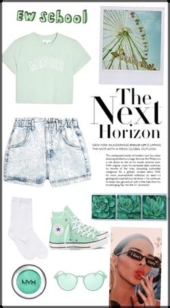 Mint green 💚