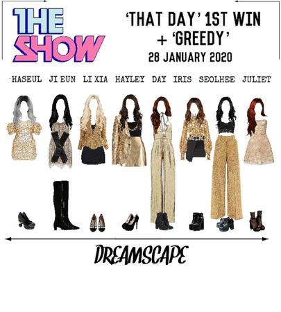 DREAMSCAPE [드림스게이프] The Show 200128