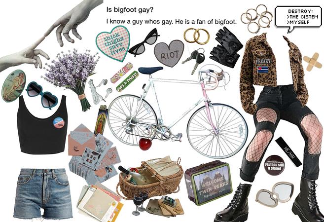 Biking is queer culture