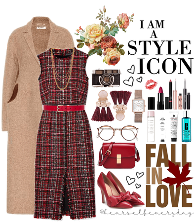 I'm wanna be a style icon. And what about u?