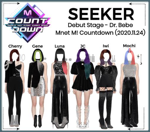 """SEEKER - """"Dr. Bebe"""" M!Countdown Debut Stage"""