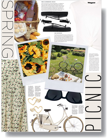 springtime picnic 🧺