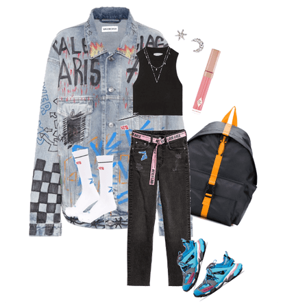 Sportief outfit 1