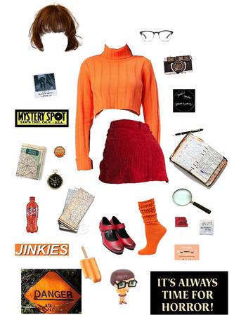 Modern Scooby Doo: Velma Dinkley
