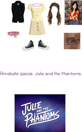 Julie & the phantoms OC