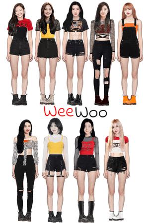 Wee Woo Stage 2 (fake kpop group)