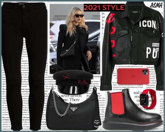 2021 style