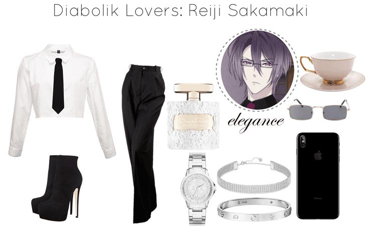 Diabolik Lovers: Reiji Sakamaki