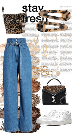 comfy leopard print