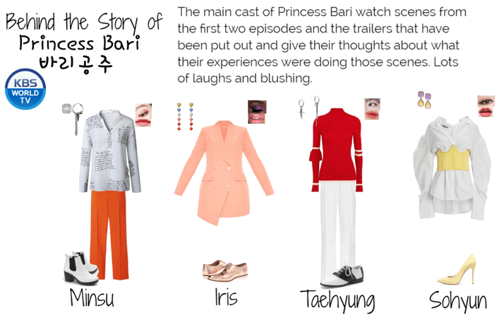 Behind the Story of Princess Bari