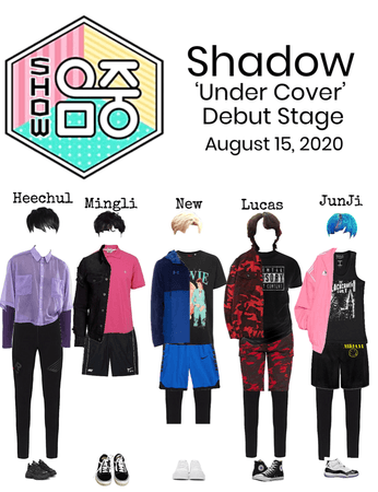 Shadow 'Under Cover' Show! Music Core