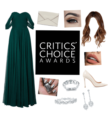 CRITICS CHOICE AWARDS STYLE PREDICTION