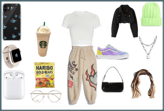 Shopping spree day