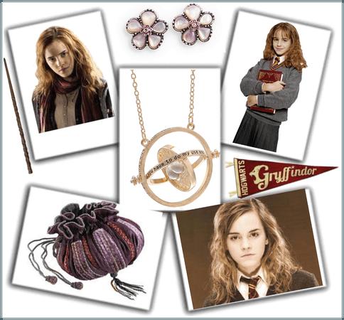 Hermione Granger aesthetic