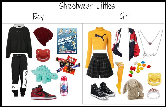 Streetwear Littles