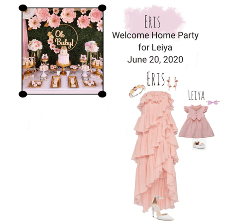-Eris- Welcome Home Party for Leiya