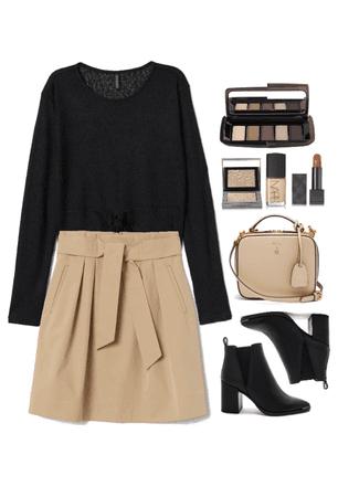 tones of beige
