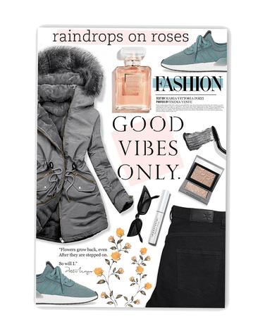 Good Vibes & Rain 🙃
