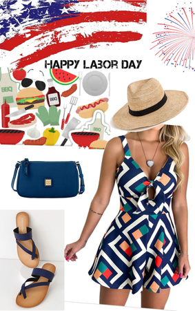 Labor Day Navy