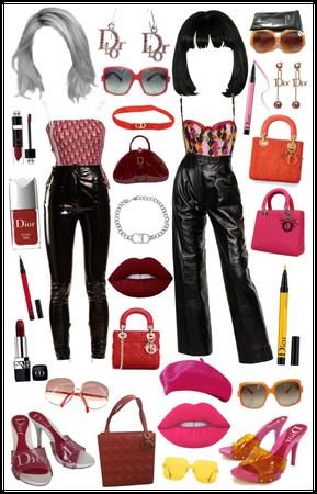 Head To Toe Dior Girls