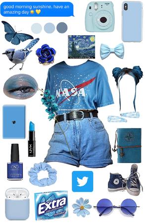 blue skies 💙