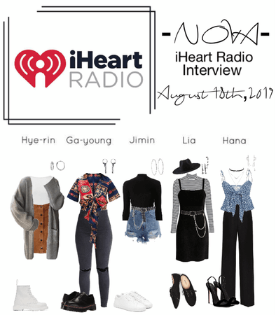 -NOVA- iHeart Radio Interview