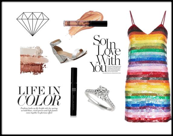Diamond outfit