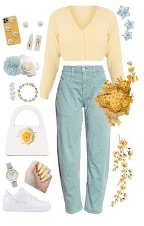 Springtime Girl