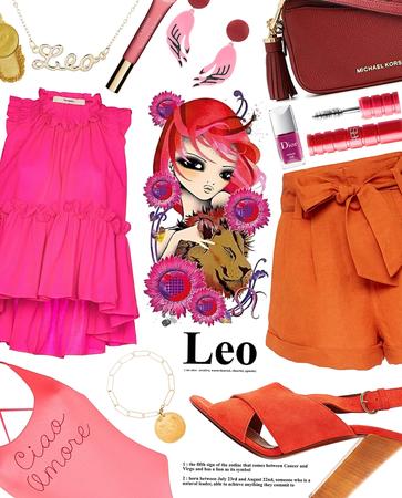 lil leo | leo season