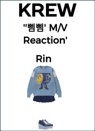 ''삠삠' M/V Reaction