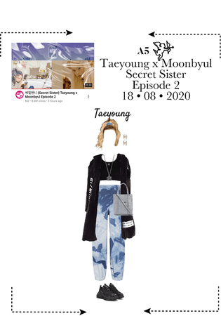 비밀언니 {Secret Sister} Taeyoung x Moonbyul Episode 2