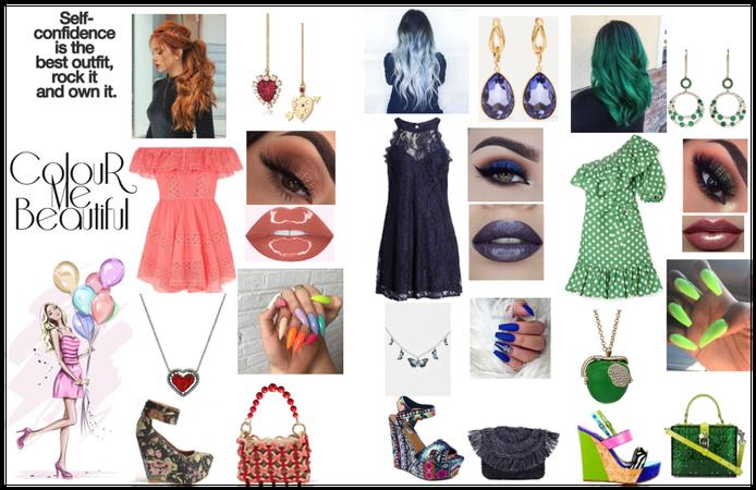 Fashion Colors!!