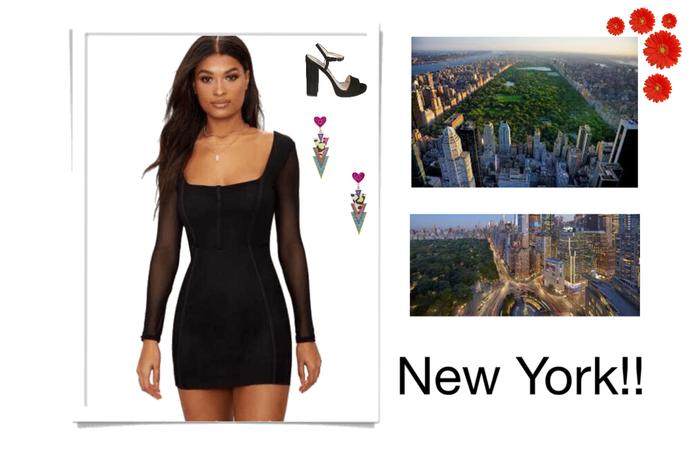 New York, New York🤩🥰