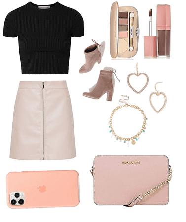 pinch perfect (pink- peach)