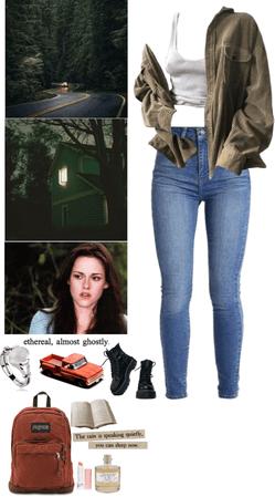 The Twilight Saga: Bella Swan