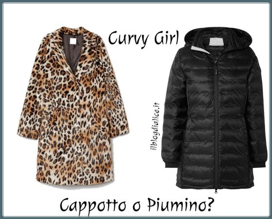 Curvy Girl Coats
