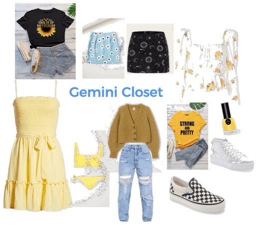 Gemini Closet