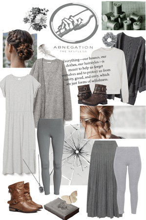 Abnegation - Divergent
