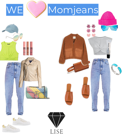 Everybody ❤️'s Mom Jeans