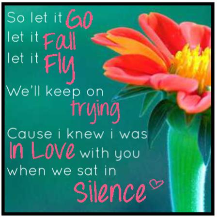 ♡ Silence ♡