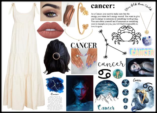 Zodiac Signs -- CANCER