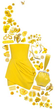 She Dreams in Yellow