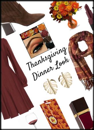 Thanksgiving Dinner Inspiration/Contest