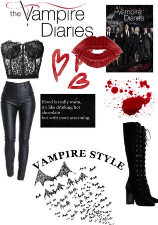 vampire diaries 🧛🧛♀️